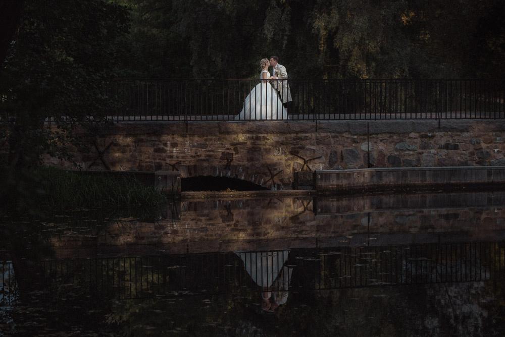weddingportrait by Knut Capra Pedersen