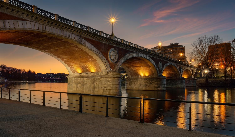 Isabella's Bridge by Nicolò Caredda