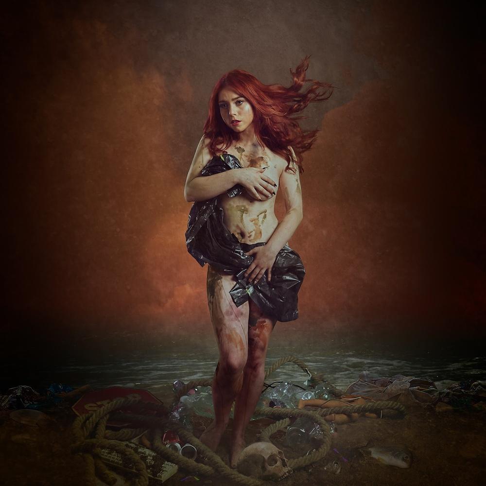 Birth of Venus 2019 by Szabolcs Mátéfy