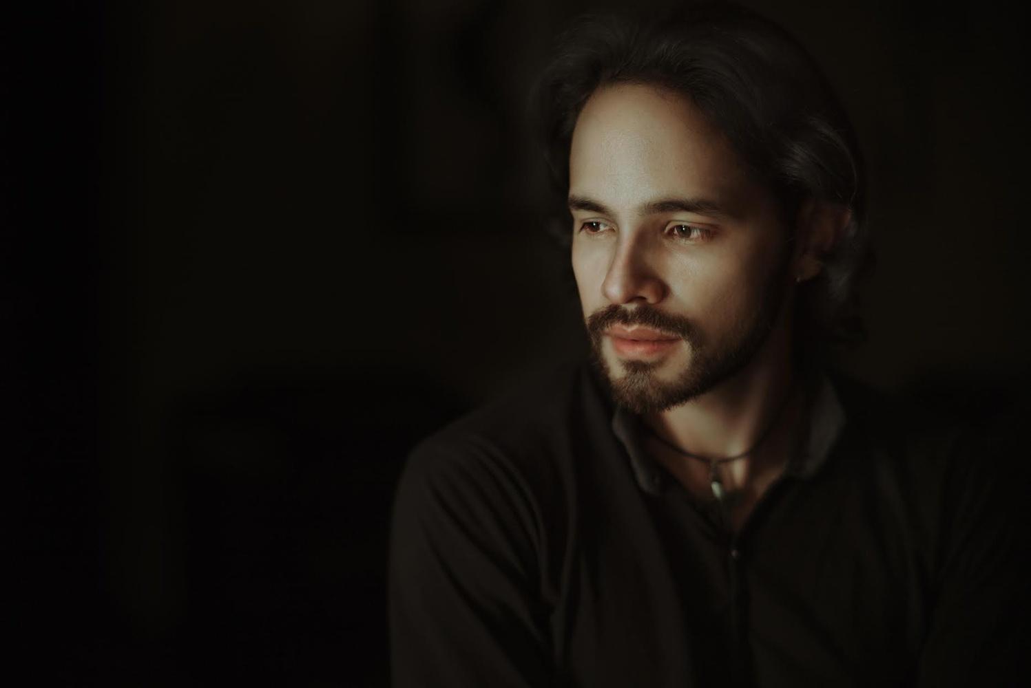 Rembrant Portrait by Misrai Sierra