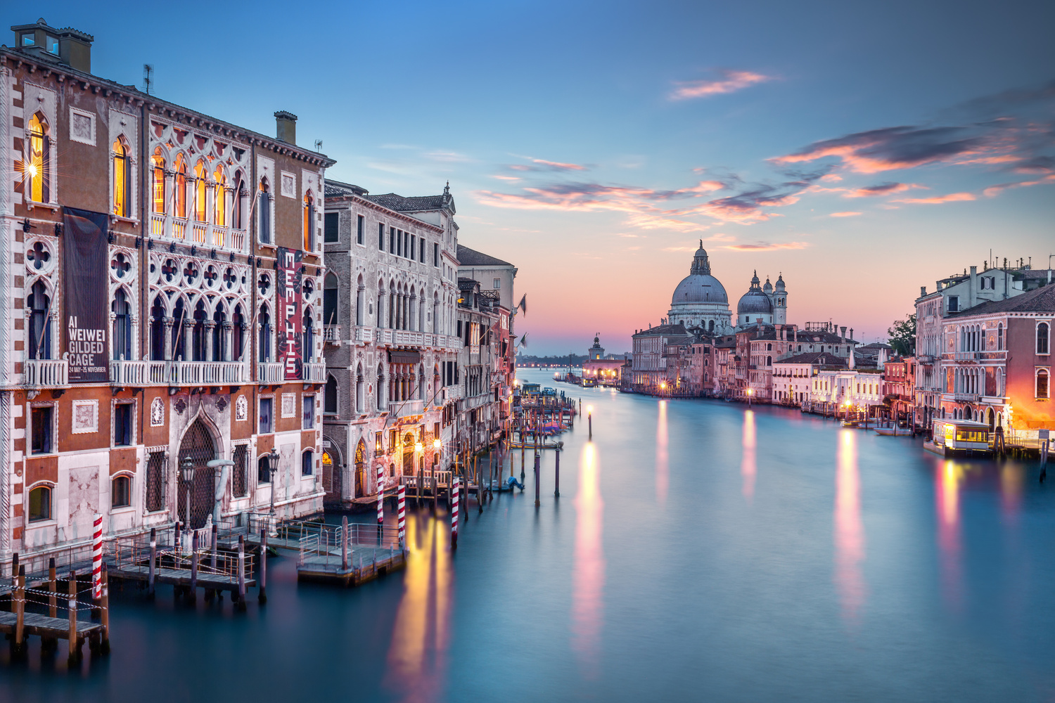 Venice, Italy - Grande Canal by Sven Taubert