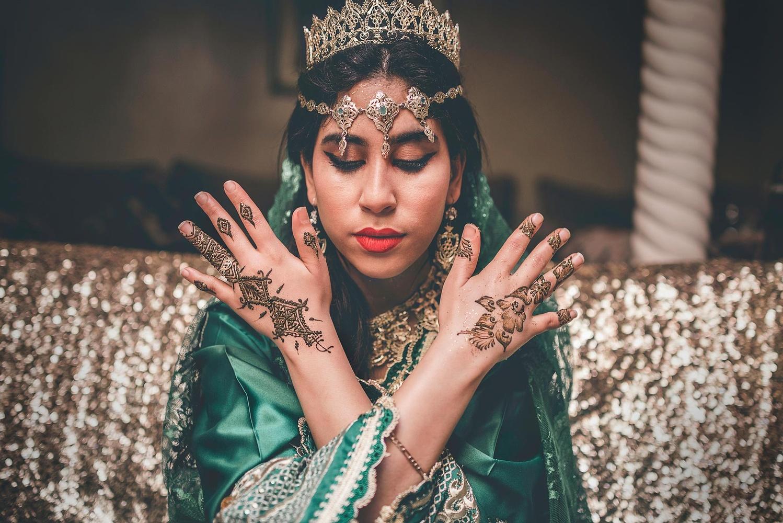 Moroccan wedding by Nab Nabil