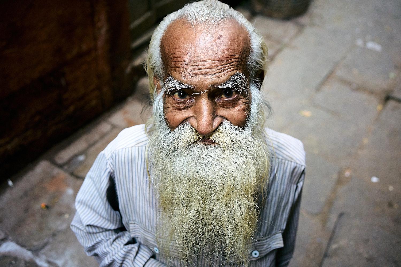 Baba Portrait by Nab Nabil