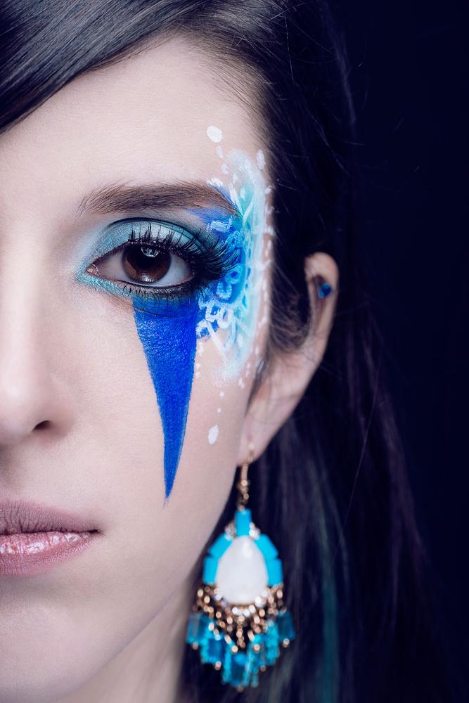 Make it Blue by Nab Nabil