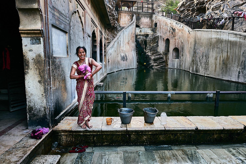 Indian Women by Nab Nabil