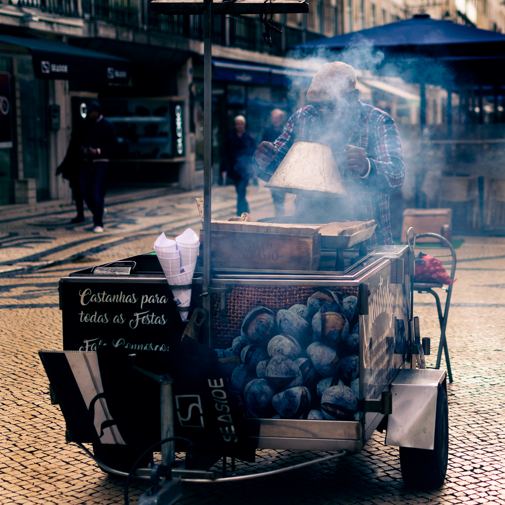 Lisbon, Portugal by Panagiotis Tsiverdis