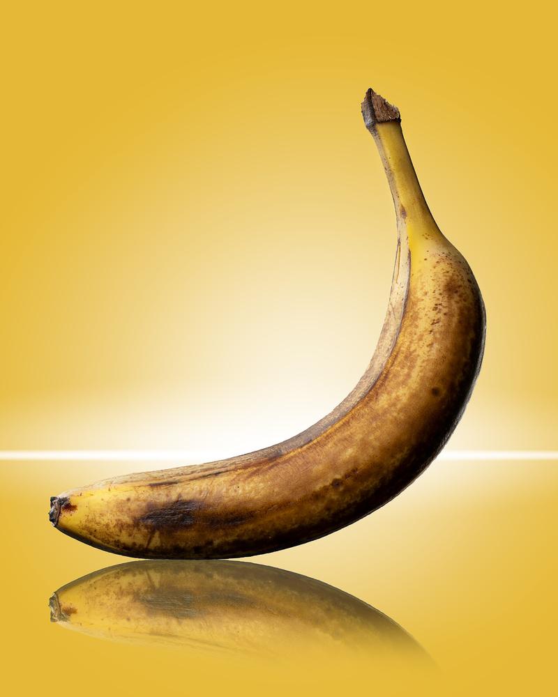 Banana by Panagiotis Tsiverdis