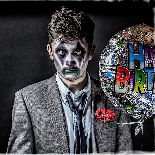 Happy Birthday by David Wellbelove