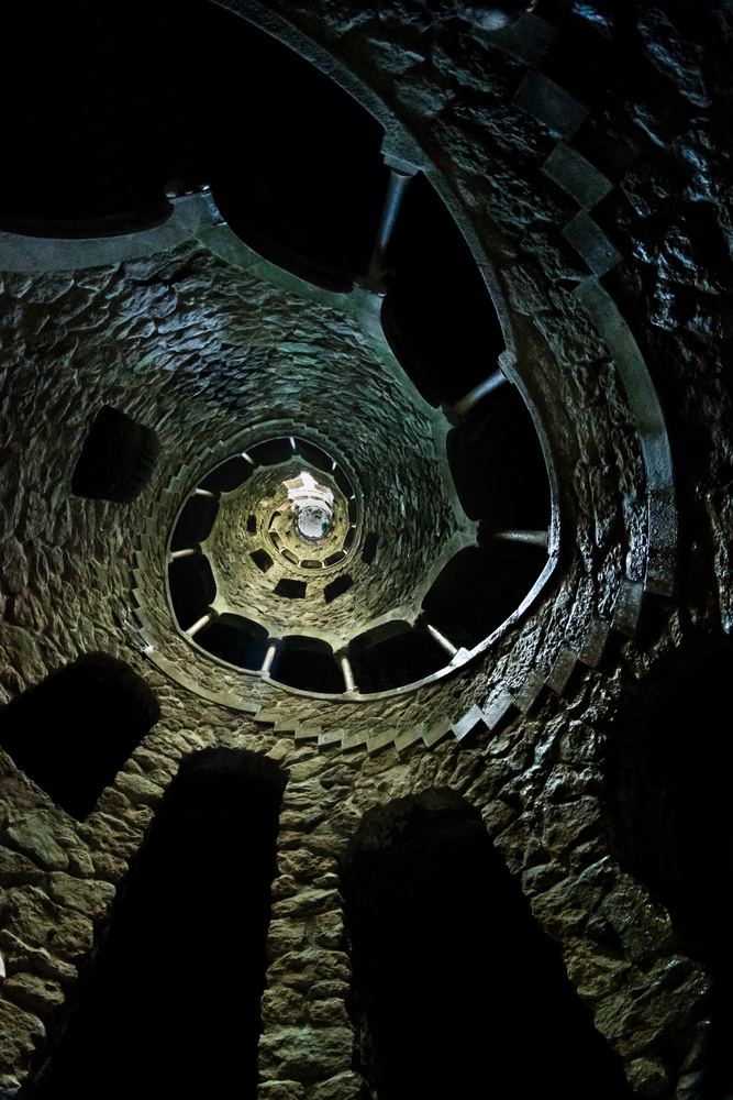 Initiation Well by Dylan Schaiterer