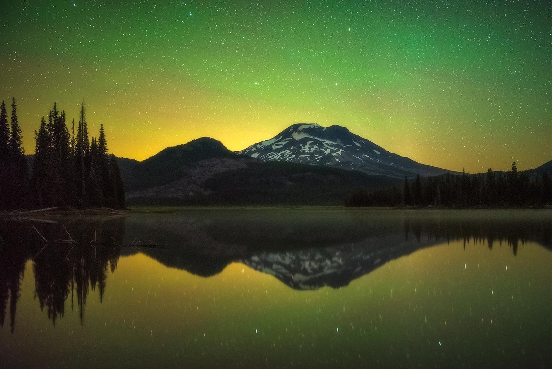 Galactic Greens by Daniel Gomez
