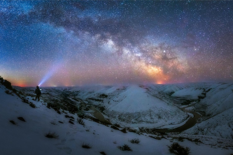 Snow Canyon by Daniel Gomez