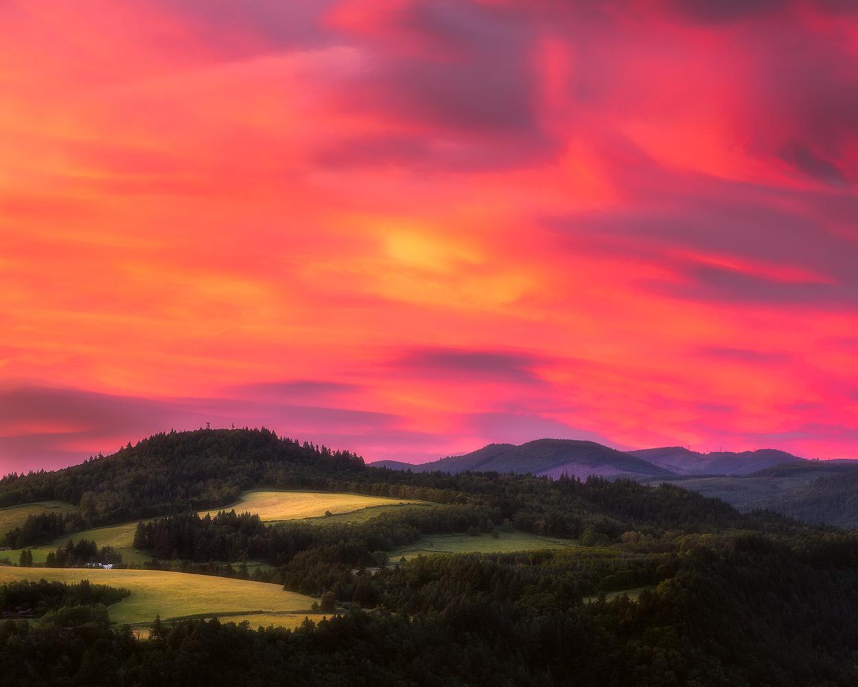 Cloud Magic by Daniel Gomez