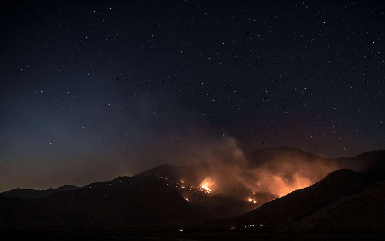 Fire and Stars by Dan Grayum