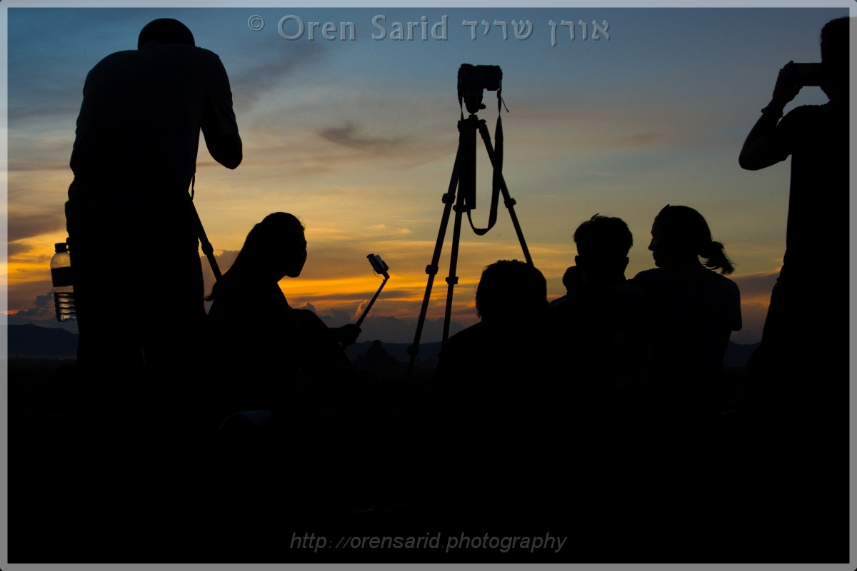 It doesn't matter what you shoot with by Oren Sarid