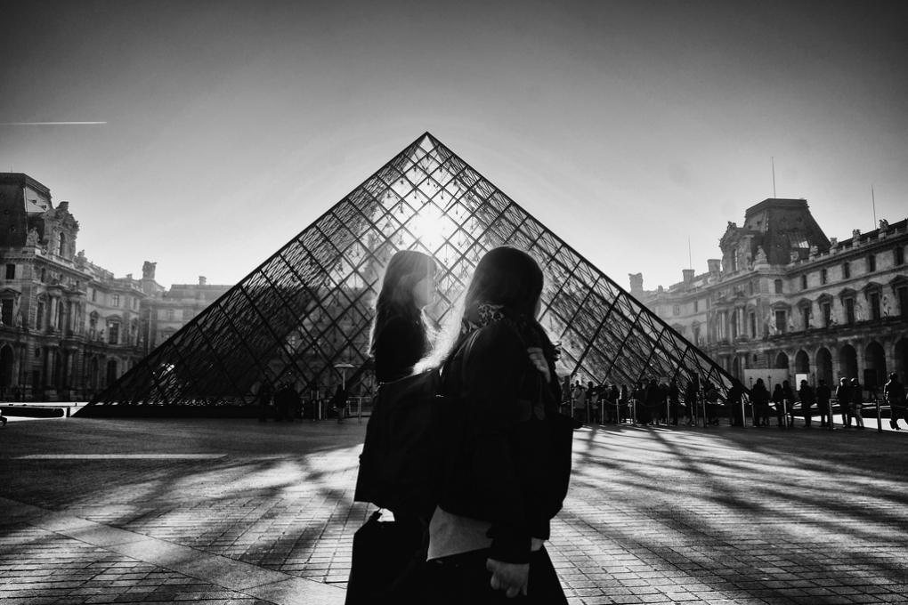 Paris, Le Louvre 2014 by hp chavaz