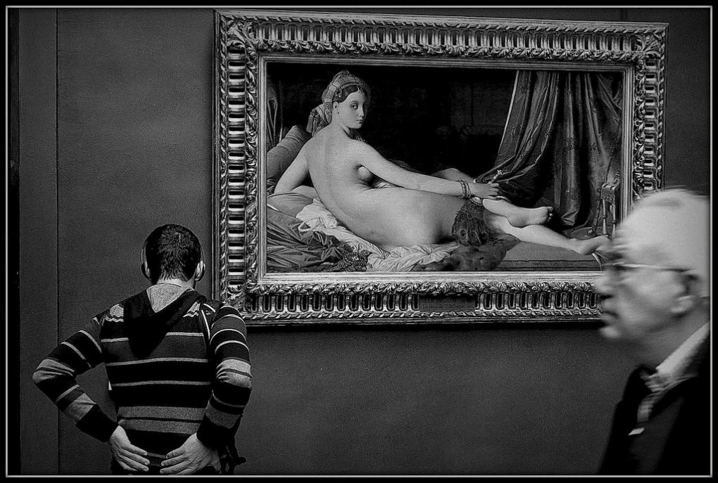 Paris, Le Louvre II 2012 by hp chavaz