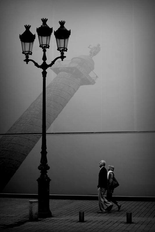 Paris, Place Vendome II 2014 by hp chavaz
