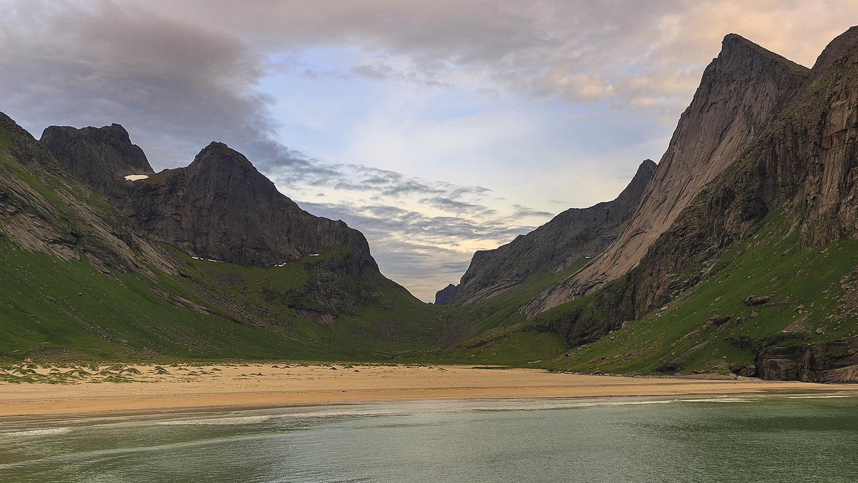 Horseid beach by Marat Stepanoff