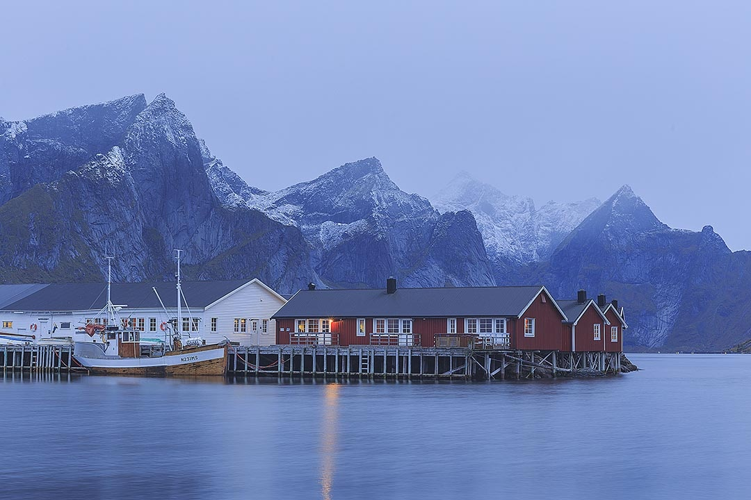 Hamnøya by Marat Stepanoff