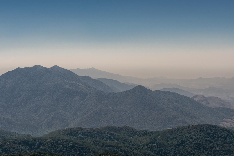 Smokey mountains by Randy Randleman