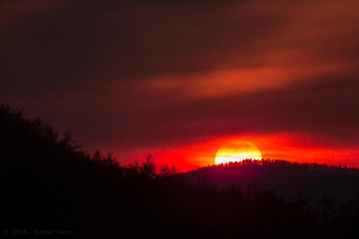 The Sun by Levente Boros