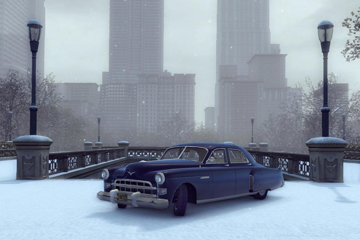 Portrait of a car, Lassiter Series 69 by Levente Boros