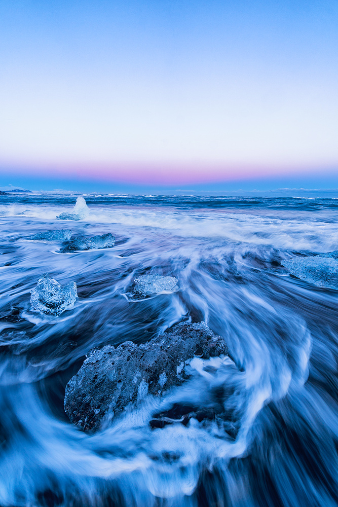 Diamond beach by Pedro Kin