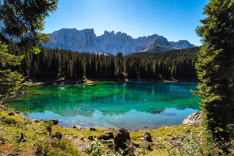 Lago di Carezza by Pedro Kin