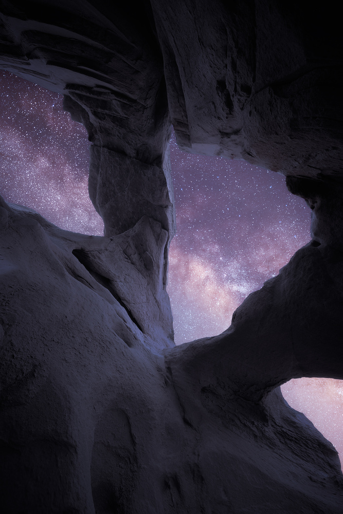 Cosmic Windows by jerad armijo