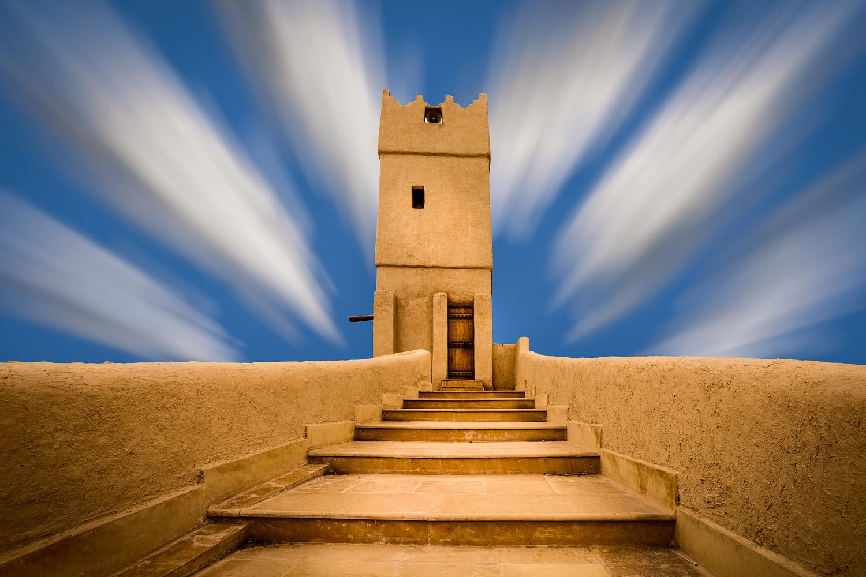 Diriyah historical district in Riyadh by Adam Adam