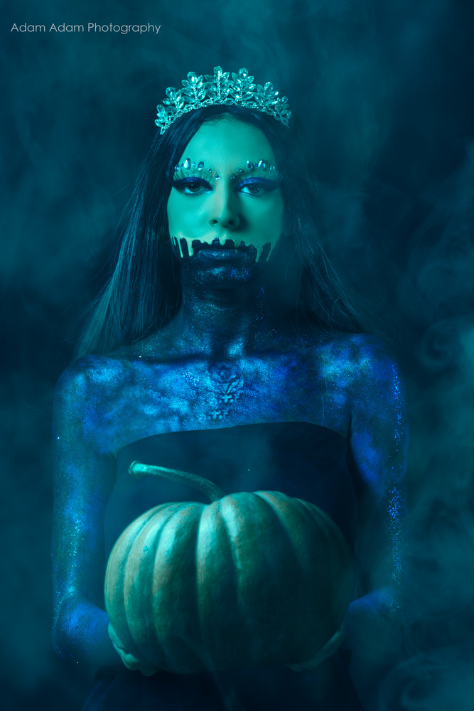 Halloween look 1 by Adam Adam