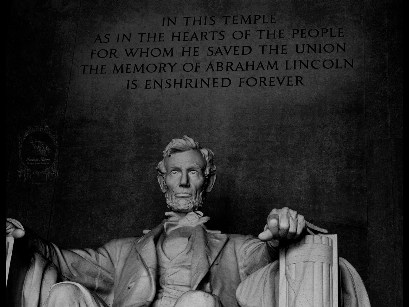 Lincoln Memorial by Audree Rodabaugh