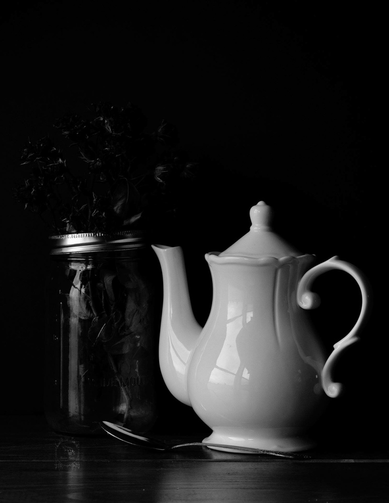 Time For Tea by Audree Rodabaugh