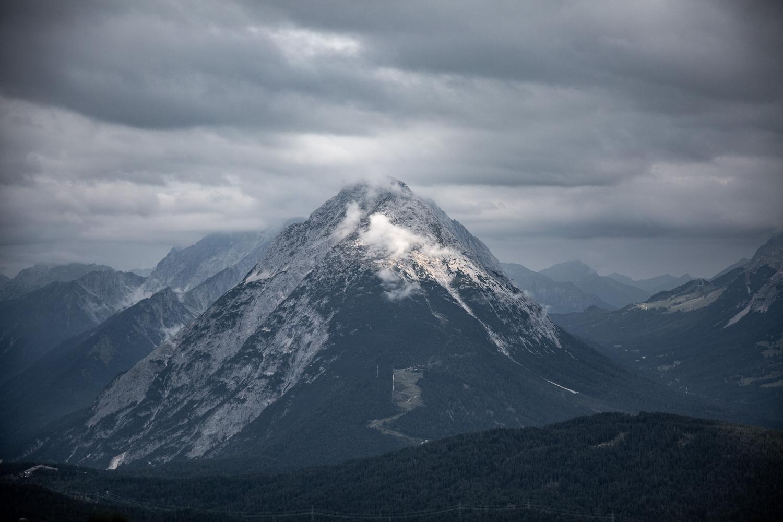 Seefeld Mountain by Cyril Schneider