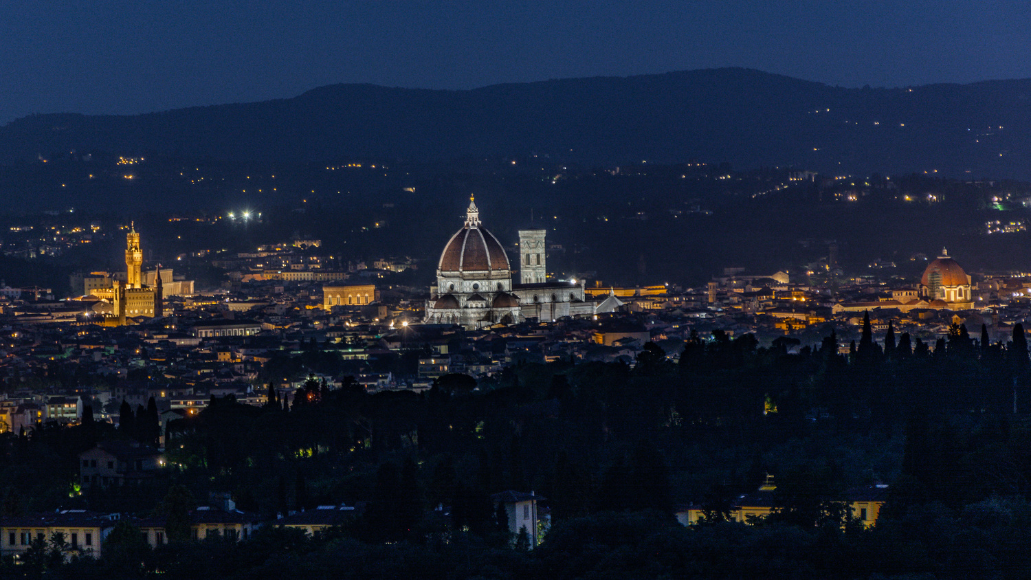 Florence Cathedral/Duomo by Nate Pool
