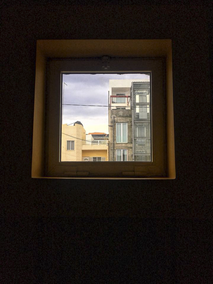 View from my bathroom window by Guillermo Hakim