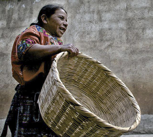 The basket by Guillermo Hakim