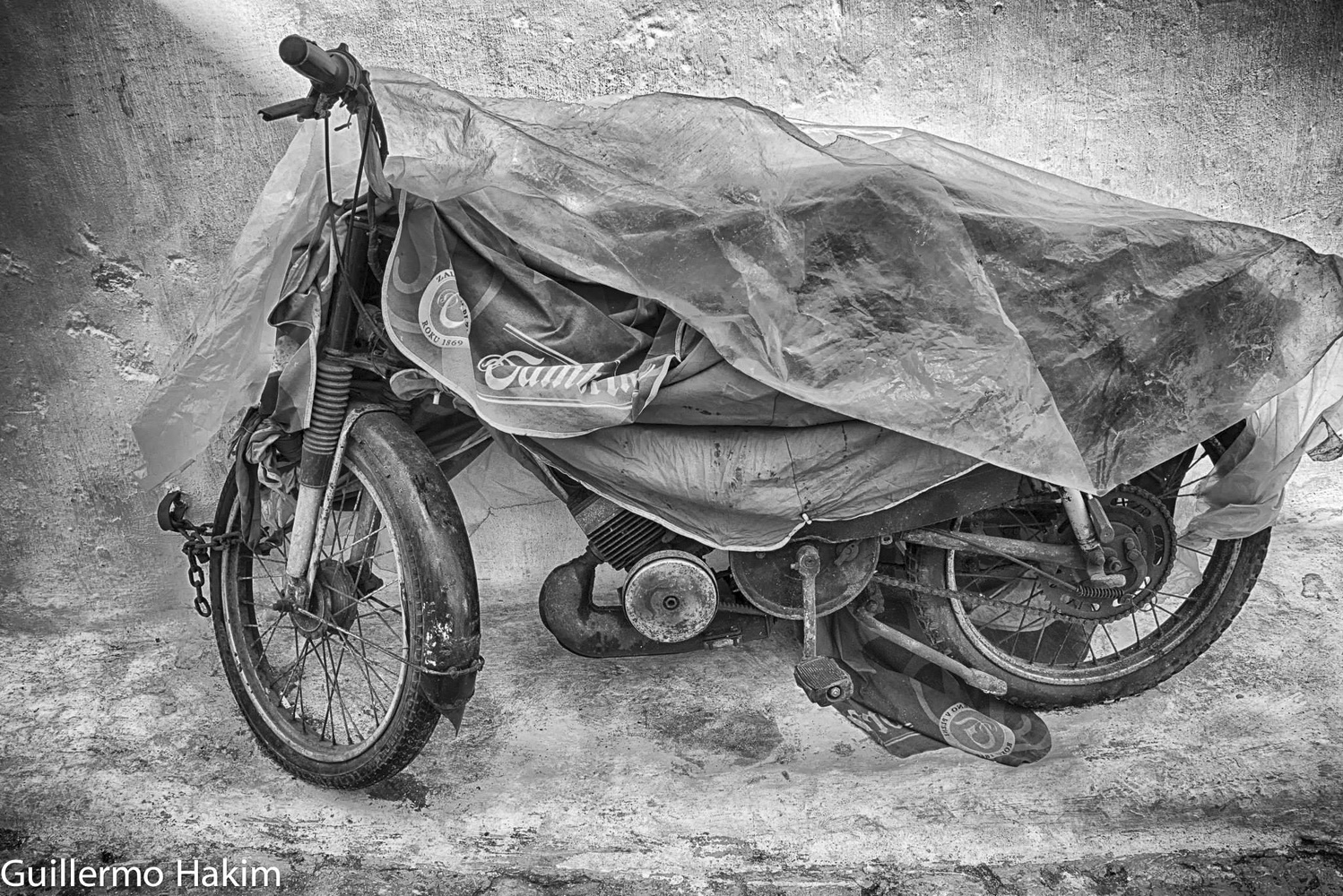 Motorcycle by Guillermo Hakim