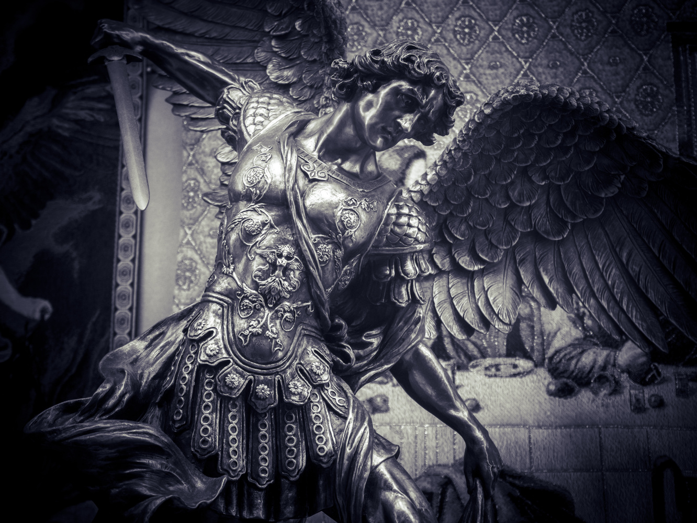 Angel of Wrath by Dennis Billstein