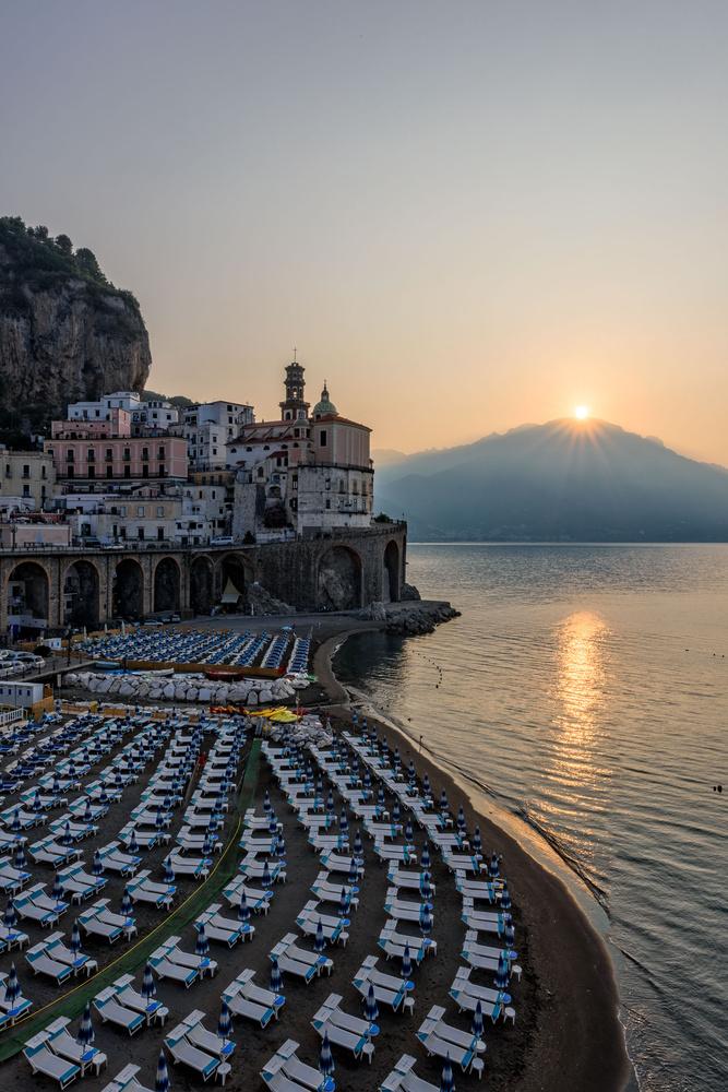 Atrani Italy by Hudson Henry