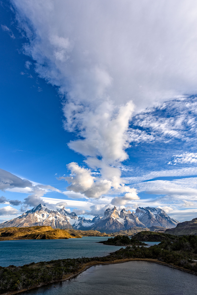 Torres del Paine by Hudson Henry