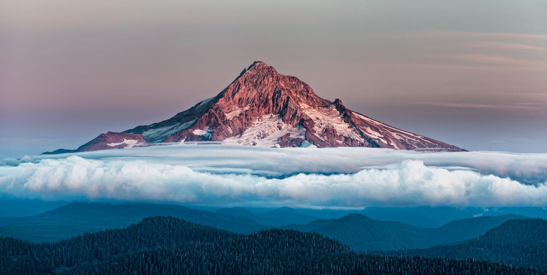 Mount Hood by Hudson Henry