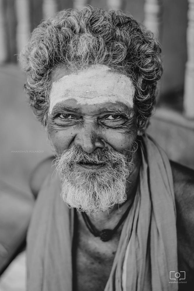 Genuine smile by Anandhu's Polaroid