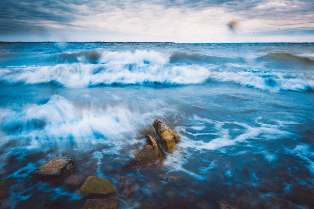 Wind and Waves by Zach Ashcraft