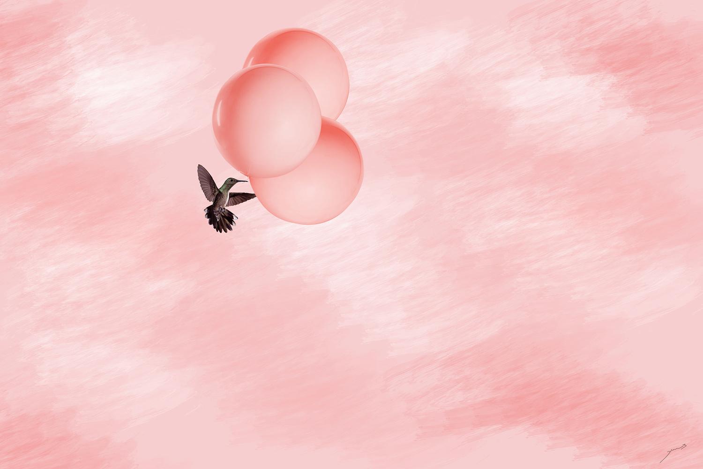 Loving bird by Jafet Batalla