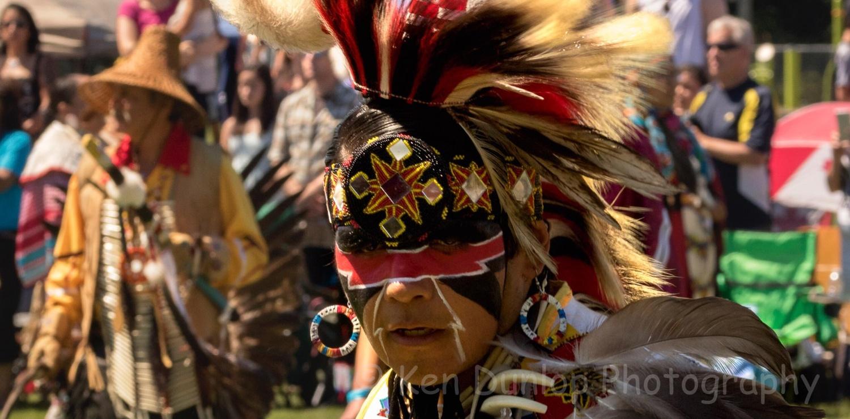 Pow Wow Festival by Ken Dunlop