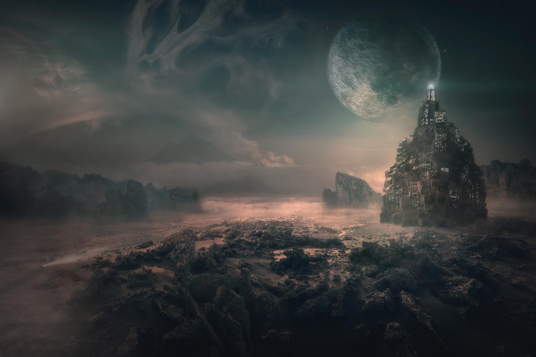 Apocalyptic by Radisa Zivkovic
