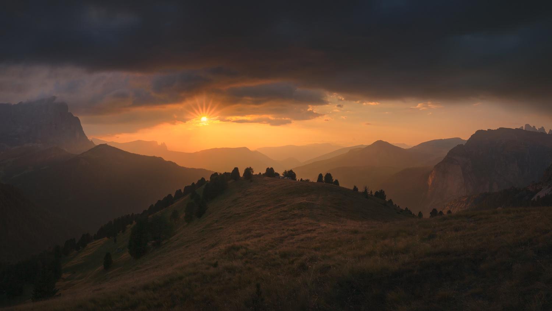 Into the light by Radisa Zivkovic