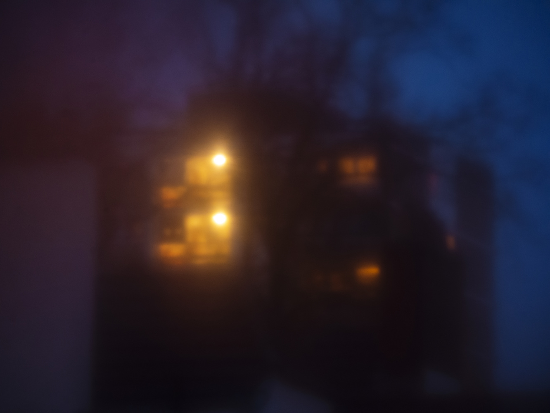 Blue Haze by Sam Schoettner