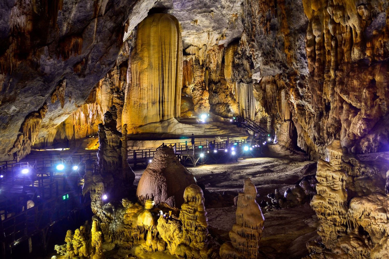 Cave in Vietnam by Pavel Gebrt